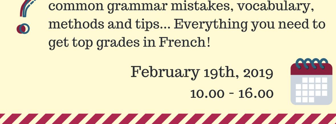 junior cert french